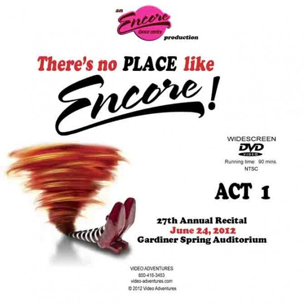 Encore 2012