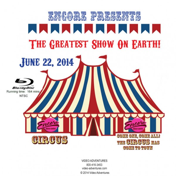Encore Greatest Show 2014