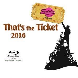 Encore Ticket 2016
