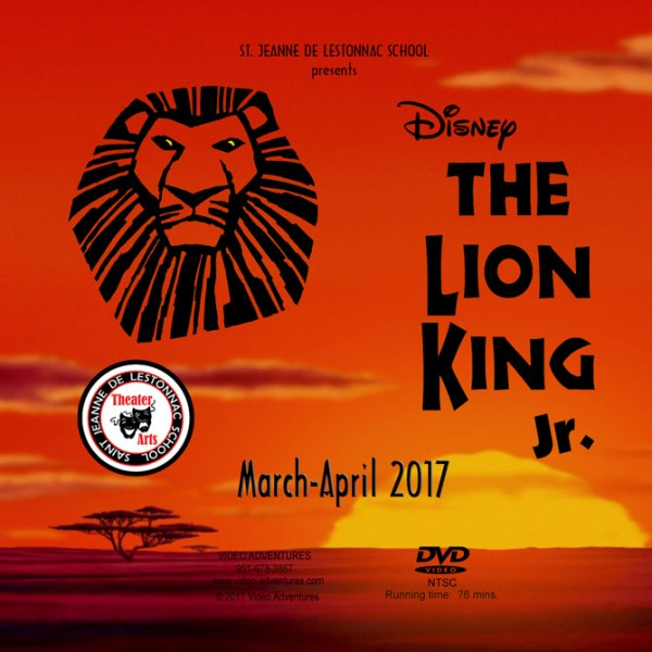 St Jean Lion King 2017