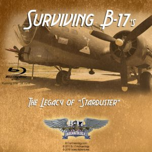 Surviving B-17 E1